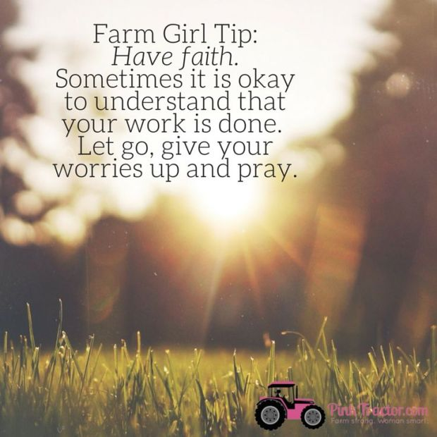 farm girl tip
